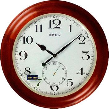 Настенные часы  Rhythm CMG293NR06. Коллекция Настенные часы