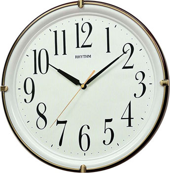 Настенные часы  Rhythm CMG404NR06. Коллекция Настенные часы Настенные часы  Rhythm CMG404NR06. Коллекция Настенные часы