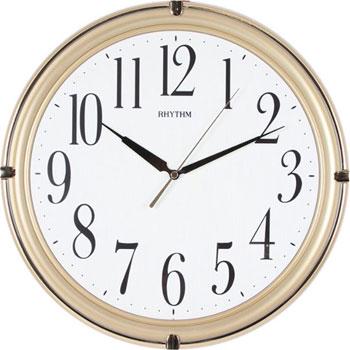 Настенные часы  Rhythm CMG404NR18. Коллекция Настенные часы