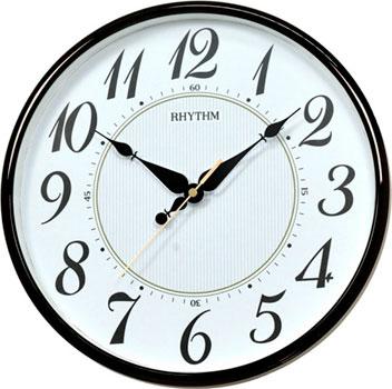 Настенные часы  Rhythm CMG465BR02. Коллекция Настенные часы
