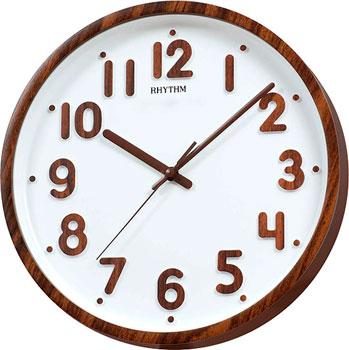 Настенные часы  Rhythm CMG487NR06. Коллекция Настенные часы