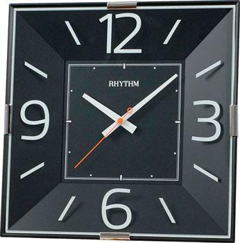 Настенные часы  Rhythm CMG493NR02. Коллекция Настенные часы