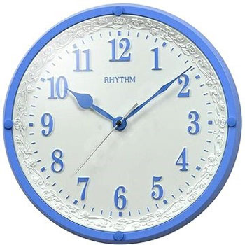 Настенные часы Rhythm CMG515NR04. Коллекция.