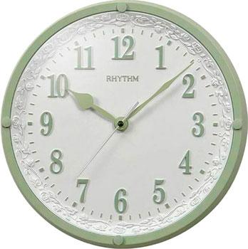 Настенные часы  Rhythm CMG515NR05. Коллекция Настенные часы