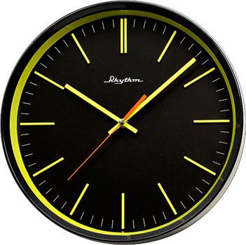 Настенные часы  Rhythm CMG525NR02. Коллекция Настенные часы