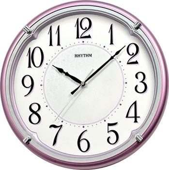 Настенные часы  Rhythm CMG526NR12. Коллекция Настенные часы