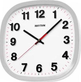 Настенные часы  Rhythm CMG528NR03. Коллекция Настенные часы