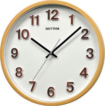 Настенные часы  Rhythm CMG535NR07. Коллекция Настенные часы