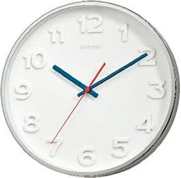 Настенные часы  Rhythm CMG538BR19. Коллекция Настенные часы