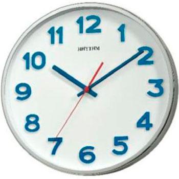 Настенные часы  Rhythm CMG538NR19. Коллекция Настенные часы