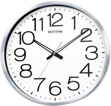 Настенные часы  Rhythm CMG539BR19. Коллекция Настенные часы
