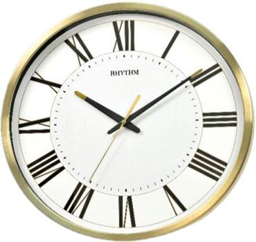 Настенные часы  Rhythm CMG539NR18. Коллекция Настенные часы