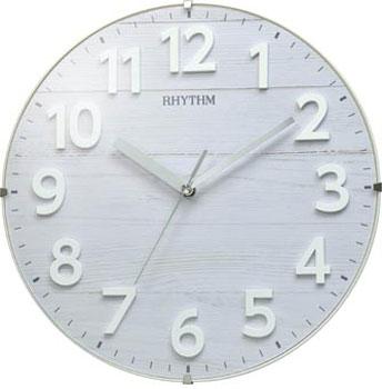 Настенные часы  Rhythm CMG543NR03. Коллекция Настенные часы