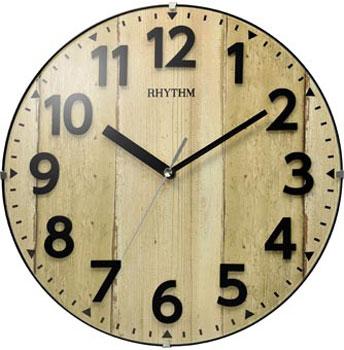 Настенные часы  Rhythm CMG543NR06. Коллекция Настенные часы