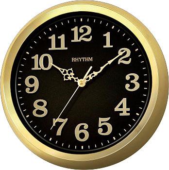 Настенные часы  Rhythm CMG552NR18. Коллекция Настенные часы