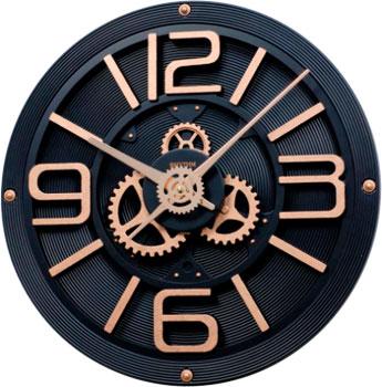 Настенные часы  Rhythm CMG769NR02. Коллекция Настенные часы
