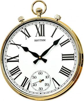 Настенные часы  Rhythm CMG773NR18. Коллекция Настенные часы
