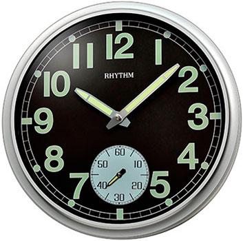 Настенные часы  Rhythm CMG774BR19. Коллекция Настенные часы