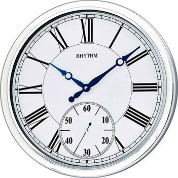 Настенные часы  Rhythm CMG774NR19. Коллекция Настенные часы