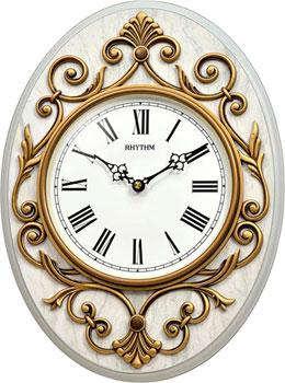 Настенные часы  Rhythm CMG775NR18. Коллекция Настенные часы
