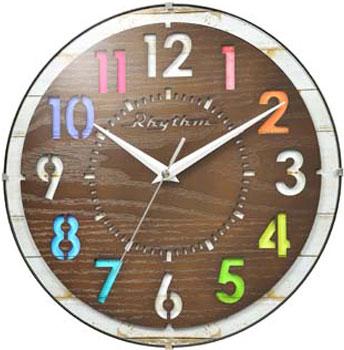 Настенные часы  Rhythm CMG778NR06. Коллекция Настенные часы