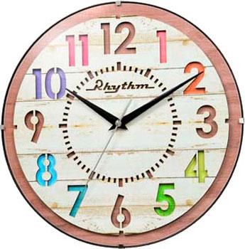 Настенные часы  Rhythm CMG778NR07. Коллекция Настенные часы