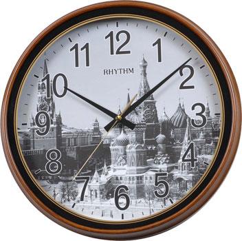 Настенные часы Rhythm CMG898AZ06. Коллекция.