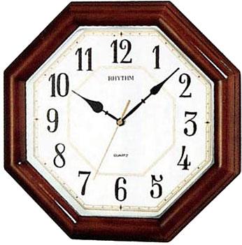 Настенные часы Rhythm CMG912NR06. Коллекция Century.