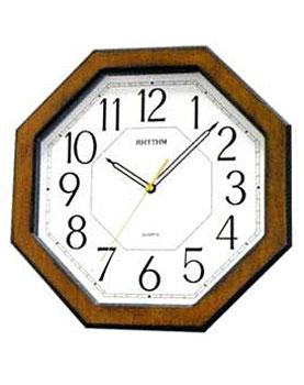 Настенные часы Rhythm CMG944NR06. Коллекция Century.