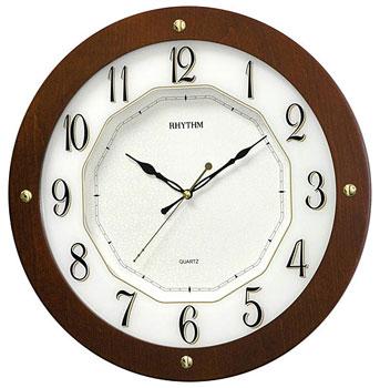 Настенные часы Rhythm CMG977NR06. Коллекция Century.
