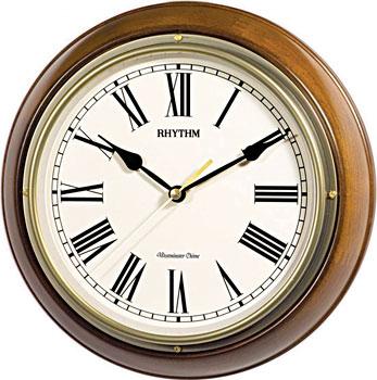Настенные часы Rhythm CMH723CR06. Коллекция.