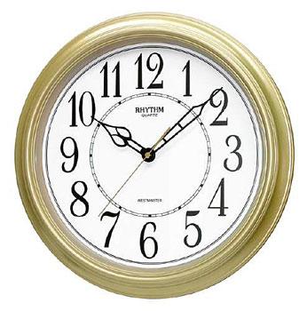Настенные часы Rhythm CMH726NR18. Коллекция Century.