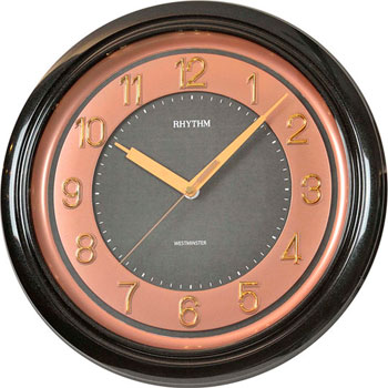 Настенные часы Rhythm CMH802NR02. Коллекция Настенные часы.