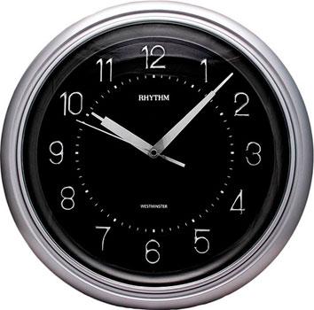 Настенные часы  Rhythm CMH802NR19. Коллекция Настенные часы