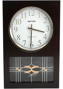 Настенные часы  Rhythm CMJ564NR06. Коллекция Настенные часы