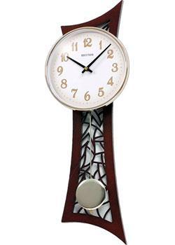 Настенные часы  Rhythm CMP540NR06. Коллекция Настенные часы