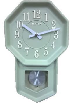 Настенные часы Rhythm CMP545NR05. Коллекция Настенные часы.