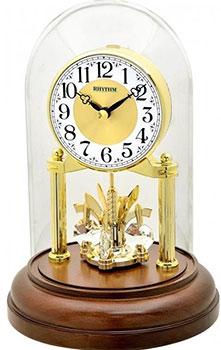 Настольные часы Rhythm CRG121NR06. Коллекция Настольные часы.