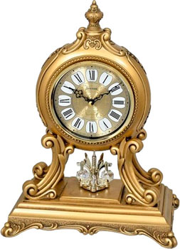 Настольные часы  Rhythm CRH239NR63. Коллекция Настольные часы Настольные часы  Rhythm CRH239NR63. Коллекция Настольные часы
