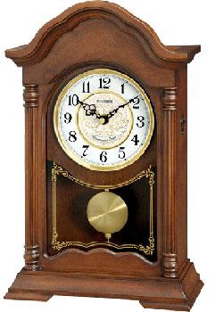 Настольные часы Rhythm CRJ756NR06. Коллекция Настольные часы.