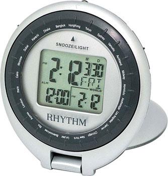 Будильник Rhythm LCT044-R19. Коллекция Century.