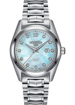 Швейцарские наручные  женские часы Roamer 203.844.41.19.20. Коллекция Searock