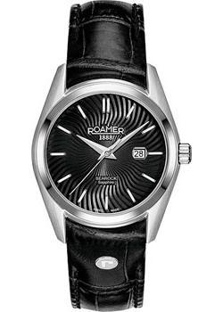 Швейцарские наручные  женские часы Roamer 203.844.41.55.02. Коллекци Searock