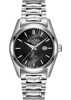 Швейцарские наручные  женские часы Roamer 203.844.41.55.20. Коллекция Searock