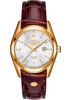 Швейцарские наручные  женские часы Roamer 203.844.48.15.02. Коллекция Searock