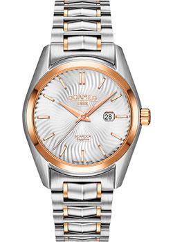 Швейцарские наручные  женские часы Roamer 203.844.49.05.20. Коллекция Searock