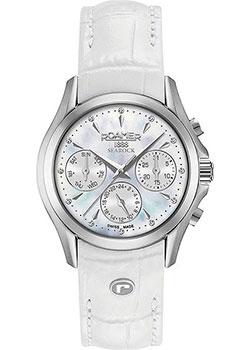 Швейцарские наручные  женские часы Roamer 203.901.41.10.02. Коллекция Searock