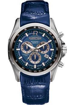 Швейцарские наручные  мужские часы Roamer 220.837.41.45.02. Коллекци Rockshell Chrono