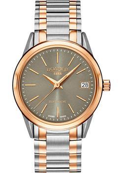 Швейцарские наручные  женские часы Roamer 508.856.49.05.51. Коллекция Superior