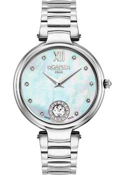 Швейцарские наручные женские часы Roamer 600.843.41.19.50. Коллекция Aphrodite фото